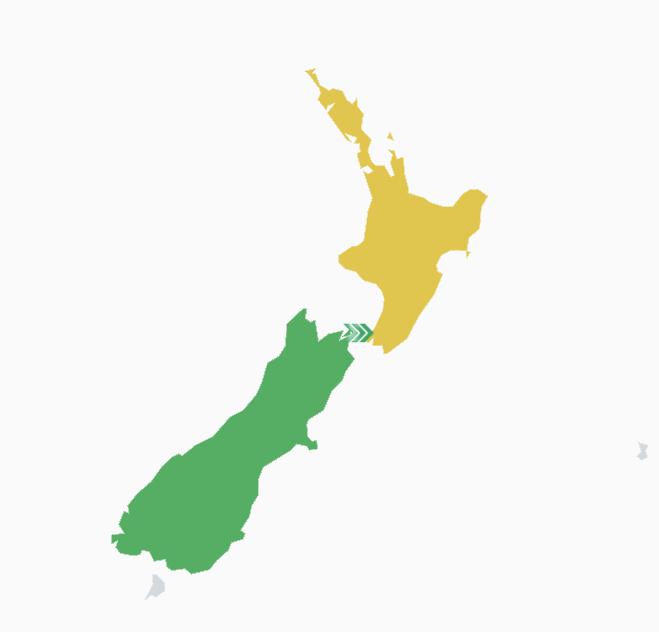 New Zeeland renewable energy production